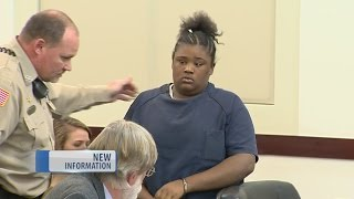Download Woman Accused Of Killing Teen Appears In Court Video