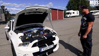 Download Lars giftiga Shelby GT500 Video