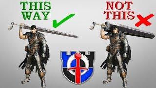 Download Can GIANT SWORDS be practical in combat? Video