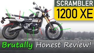 Download Triumph Scrambler 1200 XE - Brutally Honest Review Video