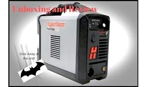Download HYPERTHERM Powermax 45 XP CNC Review Video