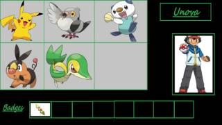 Download Ash's pokemon! (gen 1 - gen 6) Video