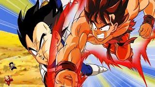 Download Goku Vs Vegeta Power Levels - Dragon Ball Z/Super HD Video