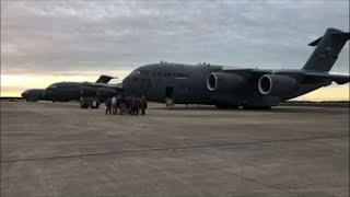 Download US military planes head for Venezuela with aid Video