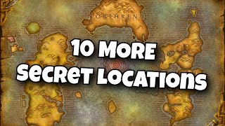 Download 10 MORE Secret Locations in World of Warcraft Video