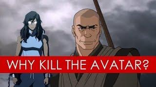 Download Zaheer: Why kill the Avatar? - video essay [Avatar The Last Airbender/Legend of Korra] Video