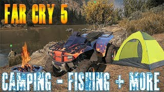 Download Far Cry 5 Camping Fishing + New ATV And More Video