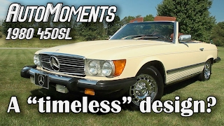 Download 1980 Mercedes-Benz 450SL - Is this a ″Timeless″ Design? | AutoMoments Video