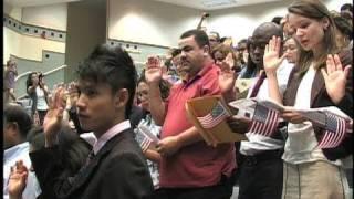 Download Naturalization Ceremony Video