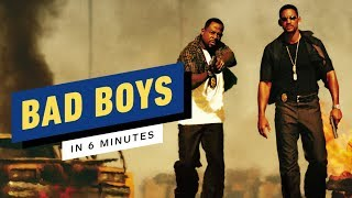 Download The Bad Boys Story Recap in 6 Minutes Video