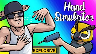 Download Hand Simulator Funny Moments - The Shake & Bake and Beatbox Defusal! Video