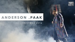Download Anderson .Paak Performs 'Come Down' LIVE At Cali Christmas 2016 Video