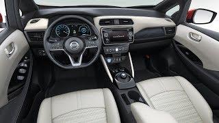 Download 2018 Nissan Leaf - INTERIOR Video