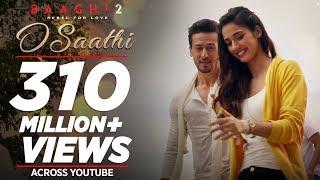 Download O Saathi Video Song | Baaghi 2 | Tiger Shroff | Disha Patani | Arko | Ahmed Khan | Sajid Nadiadwala Video