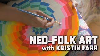Download Neo-Folk Art with Kristin Farr | KQED Arts Video