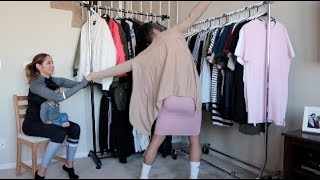 Download CLOTHES SWAP CHALLENGE!!! (IN PUBLIC) Video