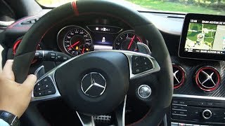 Download 2017 Mercedes A Class A45 AMG 4MATIC + BRUTAL Drive Review Sound Acceleration Exhaust Video