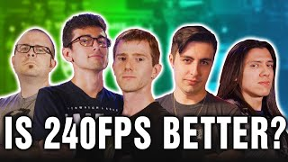 Download Does High FPS make you a better gamer? Ft. Shroud - FINAL ANSWER Video