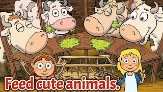Download Farm Friends Kids Games Action Adventure Android Gameplay Video Video