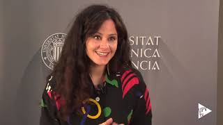 "Download María Manero gana el festival Prime the Animation con ""Patchwork"" - Noticia @UPVTV, 14-11-2018 Video"