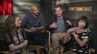 Download Gillian Jacobs, Keegan-Michael Key, Mike Birbiglia & Kate Micucci: DON'T THINK TWICE Video