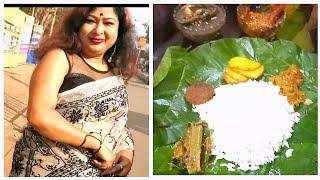 Download Bengalis Panta Bhat next day of Saraswati Pujo | Basi Pakhala or Fermented Rice Congee | বাসি ভাত Video