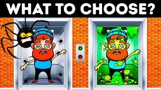 Download 5 Riddles You Must Solve to Stay Alive Video