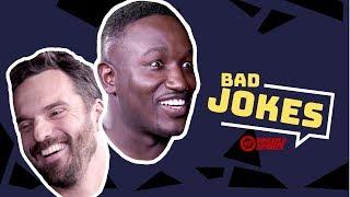 Download Hannibal Buress vs. Jake Johnson | Bad Joke Telling Video