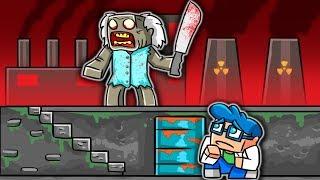 Download Minecraft - GRANNY FINDS MY SECRET HIDING SPOT! (Evil Grandma Game) Video
