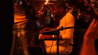 Download Jon Batiste and Bria Skonberg sit in at the Rum House Hot Jazz Late Nights Video