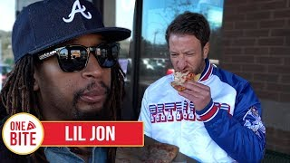 Download (Lil Jon) Barstool Pizza Review - Mellow Mushroom (Atlanta,GA) with Special Guest Lil Jon Video