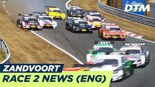 Download Highlights Race 2 - DTM Zandvoort 2018 Video