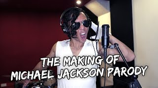Download The Making of ″If Michael Jackson Were Filipino Parody″   Vlog #533 Video