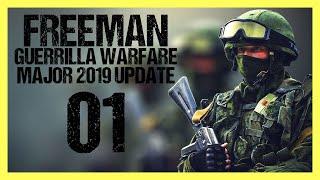 Download ″MAJOR 2019 UPDATE″ Freeman Guerrilla Warfare Gameplay PC Let's Play Part 1 Video