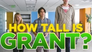 Download How Tall Is Grant? Video