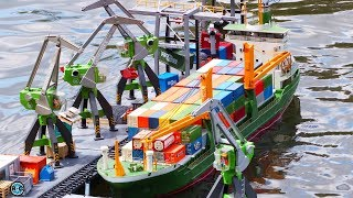 Download RC SCALE MODEL BOATS & HARBOR 🚩 Model Pirates Reckenfeld 2017 Video