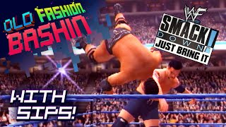 Download WWF Smack Down: Just Bring it - Old Fashion Bashin' Video