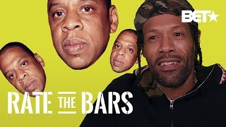 Download Redman Unknowingly Critiques One Of Jay Z's Hottest Verses Of All Time | Rate The Bars Video