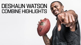 Download Deshaun Watson (Clemson, QB) | 2017 NFL Combine Highlights Video