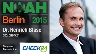 Download Dr. Henrich Blase, CHECK24 - NOAH15 Berlin Video
