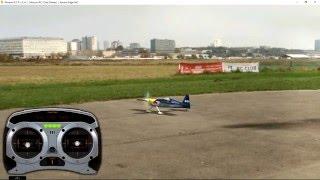 Download #8 la vrille a plat tuto figure de voltige debutant avion rc Video