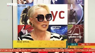 Download Lepa Brena - Intervju - (RTRS, 15.07.2018.) Video