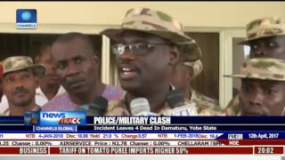 Download Police/Military Clash Leaves 4 Dead In Damaturu, Yobe State Video