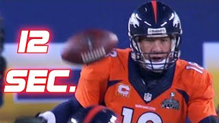 Download Fastest Scores in NFL History (Within 15 Seconds) Video