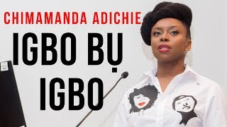 Download ' Igbo bụ Igbo ' by Chimamanda Ngozi Adichie - Keynote Speaker: 7th Igbo Conference Video