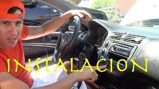 Download Como Instalar un estereo - Honda 2005 CIVIC Video