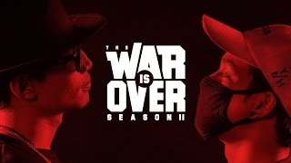Download THE WAR IS OVER 2 EP.14 : MAIYARAP vs NIL LHOHITZ | RAP IS NOW Video