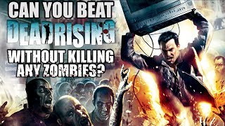 Download VG Myths - Can You Beat Dead Rising Without Killing Any Zombies? Video