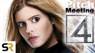 Download Fantastic Four (2015) Pitch Meeting Video