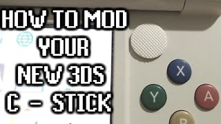 Download How to Mod Your New 3DS C-Stick Video